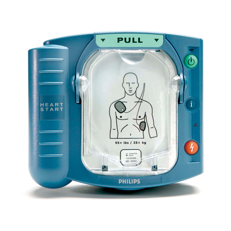 Défibrillateur Philips Heartstart HS1 semi-automatique