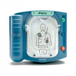 Défibrillateur Philips Heartstart HS1 semi-automatique