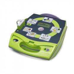 Défibrillateur ZOLL AED PLUS automatique avec sacoche de transport