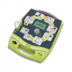 Défibrillateur ZOLL AED PLUS semi-automatique avec sacoche de transport