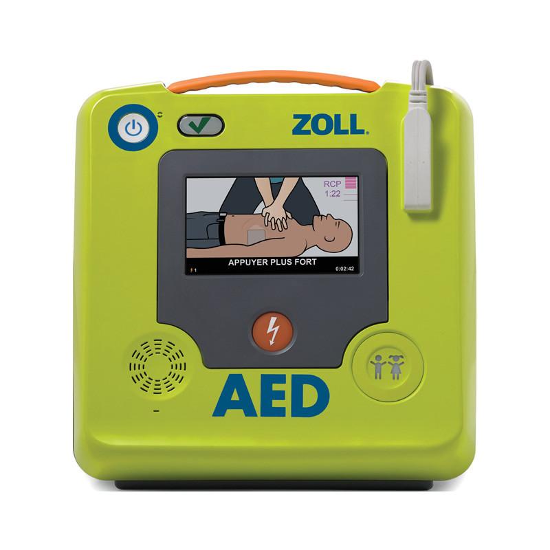Défibrillateur ZOLL AED 3 semi-automatique