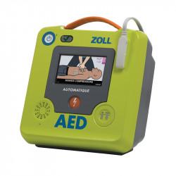 Défibrillateur ZOLL AED 3 automatique