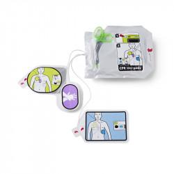 Electrodes CPR uni-padz pour défibrillateur ZOLL AED 3