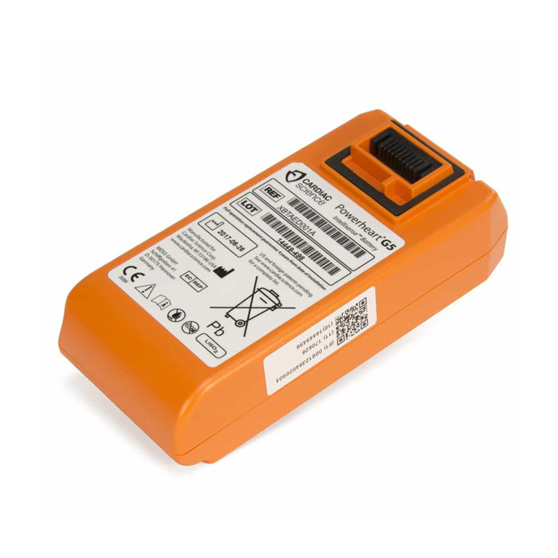 Batterie pour défibrillateur Cardiac Science Powerheart G5