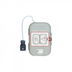 Electrodes adultes pour défibrillateur Philips Heartstart FRx