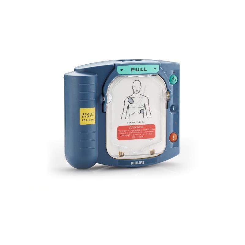 Défibrillateur de formation Philips Heartstart HS1