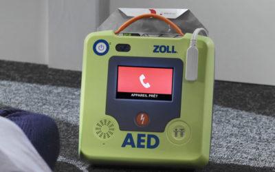 Votre défibrillateur est-il opérationnel et prêt à l'emploi ?