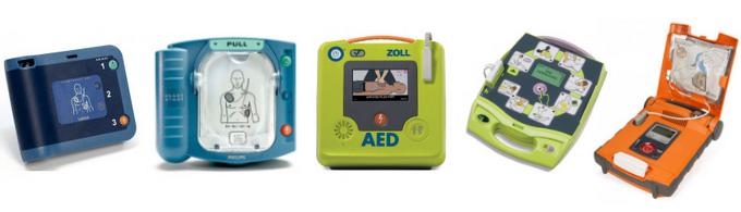 Défibrillateurs Semi-Automatiques